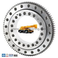 China Best Price External Gear Ball Crand Use UNIC 330 Slewing Ring Bearing