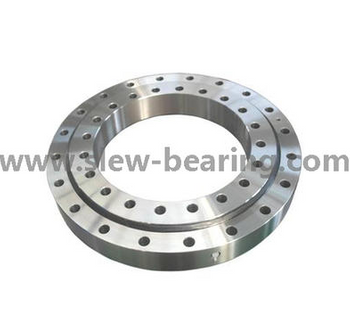 The difference between Single Row Ball Slewing Bearing, Double Row Ball Slewing Bearing and Three Row Roller Slewing Bearing
