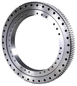 Slewing ring shaking causes analysis