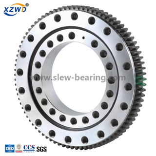 External Gear Slewing Ring Bearing For Trailer