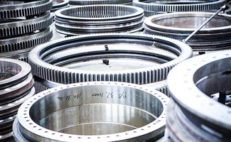 slewing bearing manufacturer spain