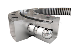 Small Diameter Slewing Ring Bearing Soft Zone Position