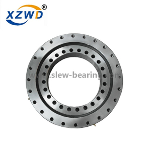 Customized High Precision Crossed Roller Slewing Bearing for Rotating Machinery