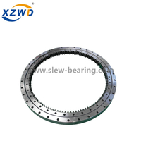Excavator Turntable Bearing Ring Wnada OEM Service with High Precision