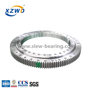 Stacker Reclaimer Slewing Bearing Can Be Used for Excavator Turntable Bearing with Internal Gear