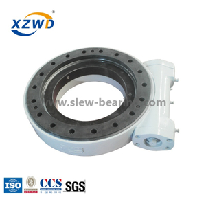 SE Series Enclosed housing slewing drive SE17 with hydraulic motor