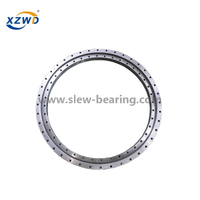 Light Weight High Precision Nongeared Slewing Bearing for Gearless Solar Tracker