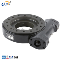 Hot Sale 7 inch Slewing Drive with 24V DC Motor Offer Stock Service