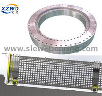 Wanda Heavy Duty Three Row Roller (13 Series) without Gear Slewing Ring Bearing for Mining Equipment Rotary Drum Screen