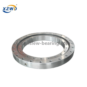 Light Single Row Ball Slewing Ring Bearing without Gear for Railways
