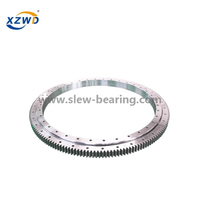 High Precision Four Point Contact Ball Slewing Ring Bearing For Widely Heavy Application