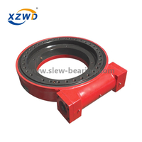 Planetary gearbox slew drive SE12-78-H-25R for solar tracking system wanda slewing drive