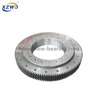 Excavator Slewing Rings Crane Slewing Bearing With External Gear