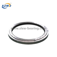 High Precision Four Point Contact Ball Small Slewing Bearing length