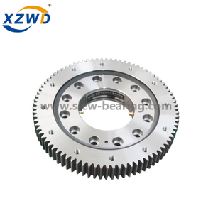 High Speed Four Point Contact Ball Slewing Ring Bearing for Tower Crane