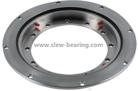 High quality thin type slewing ring bearing with flange as Rollixslewingring 23041101(WD-230.20.0414)