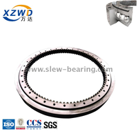 Four-point Contact Ball Slewing Bearing for Rock Drilling Machinery