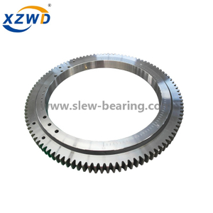 ODM Available Light Weight Slewing Ring Bearing with External Gear for Truck Mounted Crane