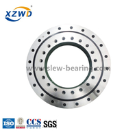 Single Row Four Point Contact Ball Slewing Bearing (HS) Without Gear for welding machine