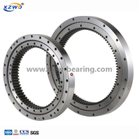 Forging Rings Slewing Bearings Ring Used for Excavators