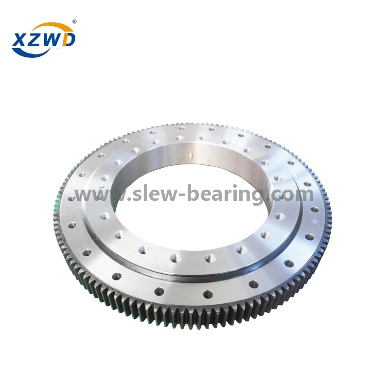 High Quality Four Point Contact Ball Slewing Bearing for Aerial Platform Vehicles