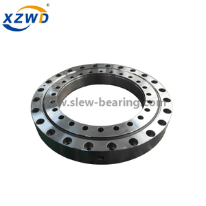 High precision Single Row Cross Roller Slewing ring with Internal Gear