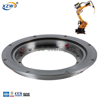 Light Series Slewing Ring Turntable Bearing for Welding Robot