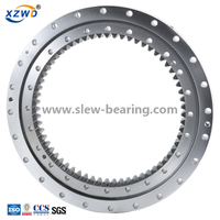 High Precision Large Slewing Bearing For Offshore Application